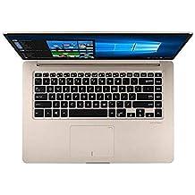 ASUS VivoBook 15 X510UF-EJ610T (Intel Core I5 8250U 1.6 GHz Upto 3.4 GHz / 4GB DDR RAM / 16GB Intel Optane Memory / 1TB HDD / NVidia MX130 2GB Graphics Card / 15.6 Full HD Screen / Windows 10 Home / Finger Print Reader / Gold / 1 Year Warranty / 1.7 KGs