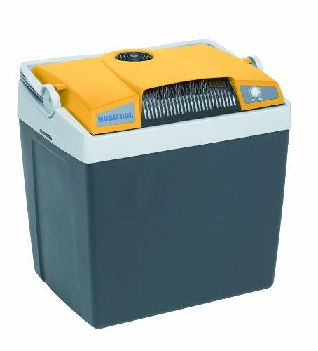 Preisvergleich Produktbild Mobicool 9103500788 G26 AC/DC Thermoelektrische Kühlbox für Auto und Steckdose, 25 Liter, Energieklasse A++