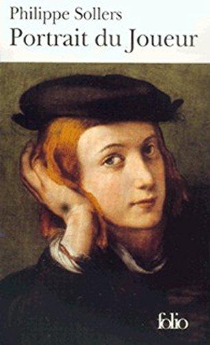 Portrait du joueur - Sollers Philippe