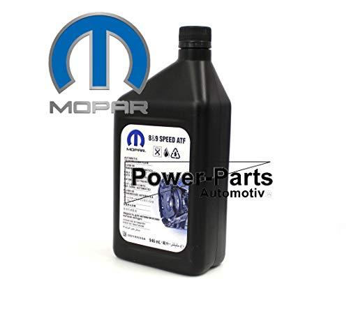 Olio per cambio automatico MOPAR 8 & 9 marce ZF contenuto 946ml (ZF8HP70)