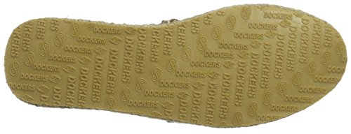 Dockers by Gerli Damen 40ty201-200470 Espadrilles Braun (Cognac 470)