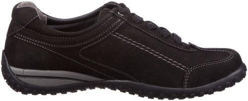 Gabor Shoes Comfort 5639847 Damen Sportive Sneakers Schwarz (Schwarz)