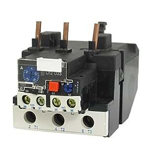 Amico LR2-33 65A 48-65A 3 Phase 1NO 1NF relais thermique électrique