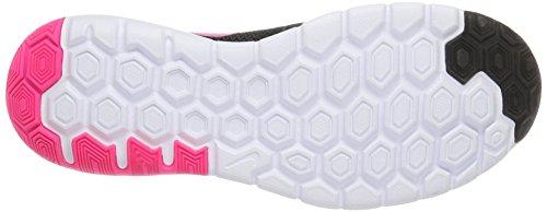 Nike Wmns Flex Experience Rn 5, chaussure de sport femme Gris (Anthracite/pink Blast-black-white)