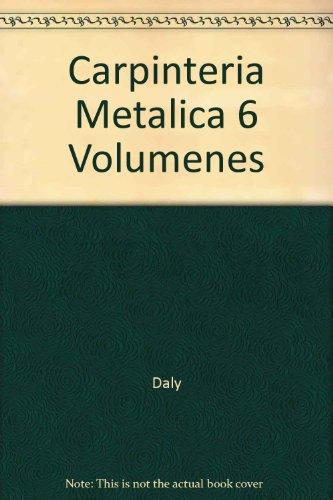Descargar Libro Biblioteca de la carpintería metálica: 6 de Daly