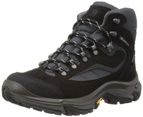 Karrimor - Ksb 300 Weathertite, Scarpe da escursionismo Uomo Grigio (Black/Charcoal)