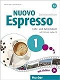 Nuovo Espresso 1: Ein Italienischkurs / Lehr- und Arbeitsbuch mit DVD und Audio-CD ( 28. Januar 2015 )
