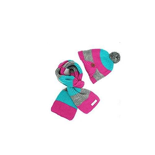 babe-mall-incr-set-con-sciarpa-e-berretto-lavorati-a-maglia-2-in-1-colore-bicolore-e-blu-a-righe