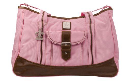 kalencom-borsa-fasciatoio-da-viaggio-heavenly-dots-rosa-power-pink