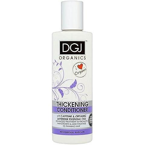 Dgj Organici Ispessimento Condizionatore Con Caffeina 250Ml (Confezione da 6)