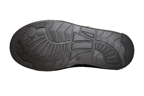 Siesta by Richter , Chaussures de ville à lacets pour garçon Marron - Braun (moor/nougat/nia/espresso 0004)