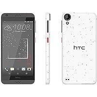 HTC Desire 630 Dual Sim 4G LTE 16GB with 2GB Ram - Sprinkle White