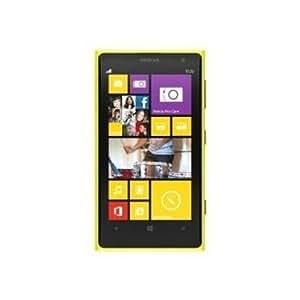Nokia Lumia 1020 Smartphone, Giallo [Italia]
