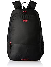 Wildcraft  21 Ltrs Black Laptop Backpack (AM LBP1)