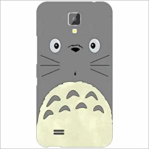 Gionee Pioneer P2S Back Cover - Silicon Magnetic Designer Cases