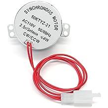 Tutoy 110V/220V 3R/Min Mini Huevos Incubadora Motor De La Máquina De Incubación