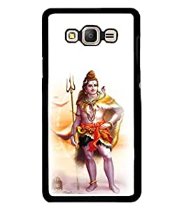 printtech Lord God Shivaya Back Case Cover for Samsung Galaxy On7 Pro :: Samsung Galaxy On7