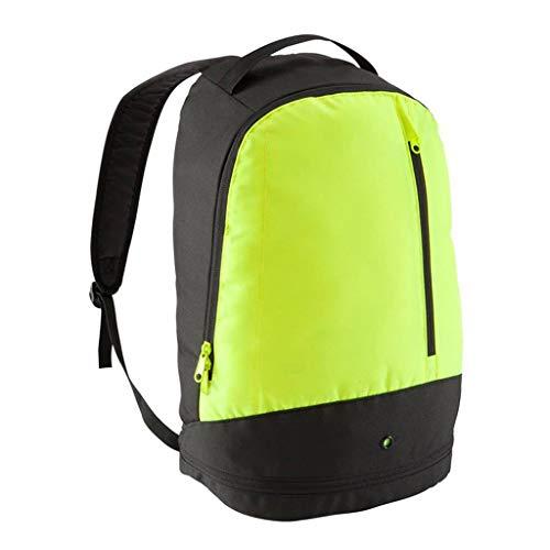JFFFFWI einen Rucksack wert Männer Frauen Studenten Taschen Fitness Paket Sport Campus Freizeit Independent Schuhbeutel Design 20 Liter Kapazität Seitentasche -