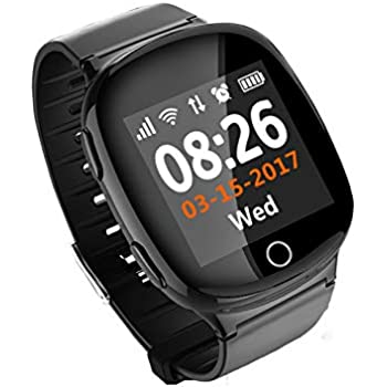 c31cdea5f Dignity smart watch, SOS button for the elderly, Fall down Sensors, gps  tracking