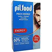 PILFOOD Pack Energy (Loción + champú ...