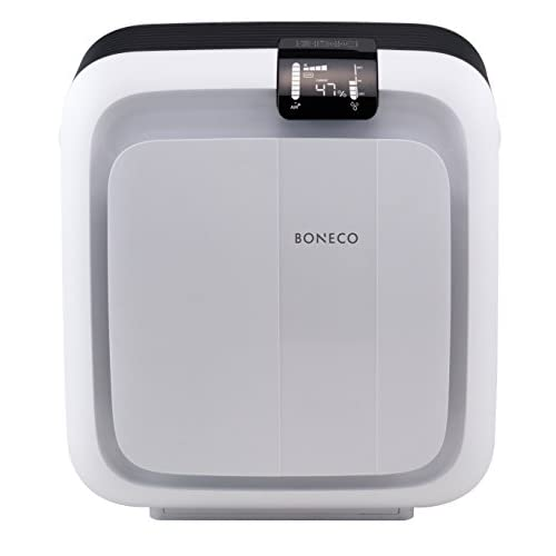 41jEEL0U9VL. SS500  - Boneco H680 Hybrid Air Purifier and Humidifier, 10 Litre, 30 W, White