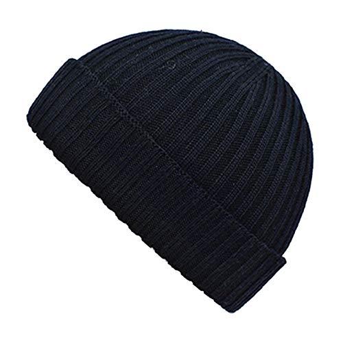 Xpaccessories -  berretto in maglia - uomo marina militare taglia unica