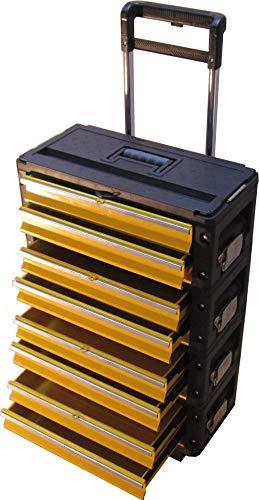 Metall Werkzeugtrolley XXL Type 305BBBB -> jetzt neu mit Schubladenverriegelung und Schloss von AS-S