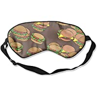 Hamburger Love Lover Lovers Sleep Eyes Masks - Comfortable Sleeping Mask Eye Cover For Travelling Night Noon Nap... preisvergleich bei billige-tabletten.eu
