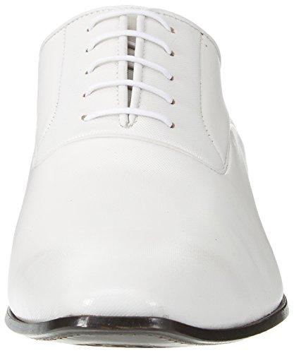 Karl Lagerfeld Jonathan, Derby homme Weiß (Weiß)