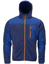 Funsport Herrenfleecejacke 1475 blau Gr Bekleidung & Schutzausrüstung L