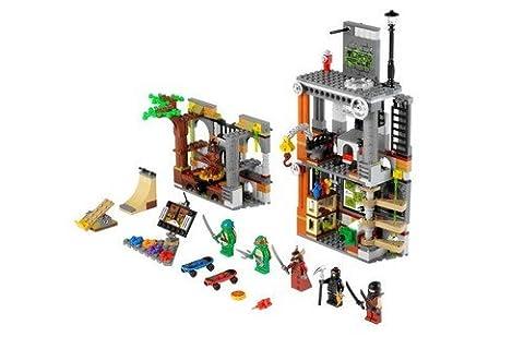Tortues Ninja Lego - LEGO Teenage Mutant Ninja Turtles - 79103