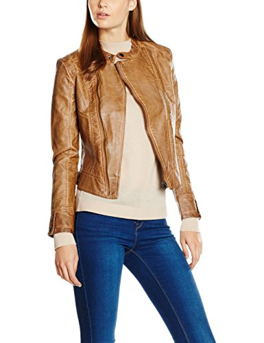 LTB Jeans Wopiha Jacket, Giacca Donna, Braun (Camel 703), 42