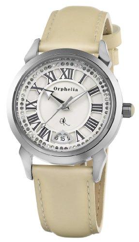 Orphelia OR22170011 - Reloj de pulsera para mujeres, color beige