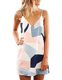 8ae8a1f82d Amazon.es  vestidos blanco playa - 36   Mujer  Ropa