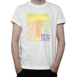 Psychedelic Rock Trip Mens T-Shirt XX-Large