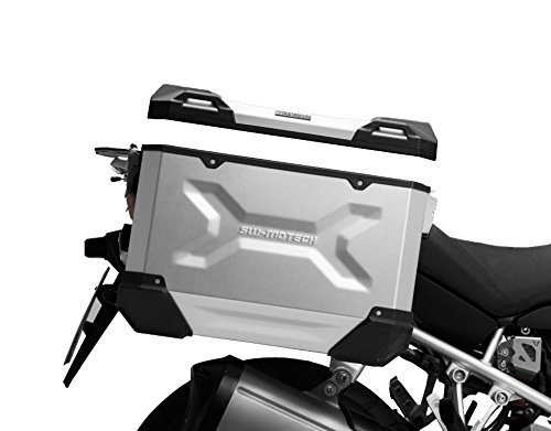 SW-Motech Maleta Alu-Box derecha Trax Adventure 45L negra