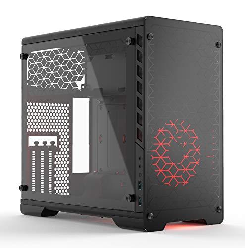 Metallic Gear MG-NE210G_BK01 Neo-G ITX Case Black - Bottom Case Gehäuse