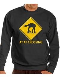 AT AT Crossing Sweatshirt - Pullover S-XXXL div. Farben