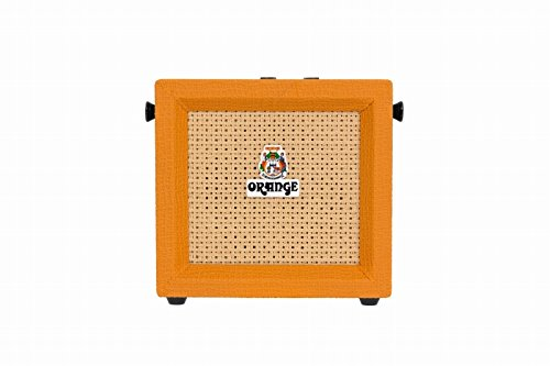 Orange - Mini amplificador guitarra micro crush pix