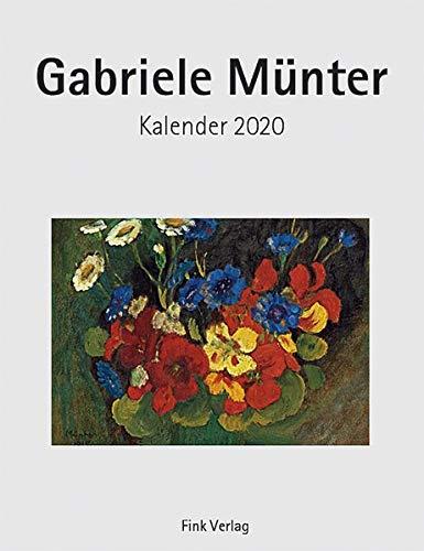 Gabriele Münter 2020: Kunst-Einsteckkalender