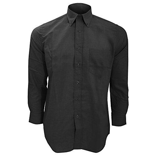 SOLS - Camicia Maniche Lunghe da Lavoro Tinta Unita - Uomo Bianco