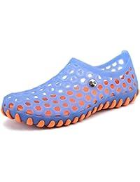 Herren Superleichte Wassersportschuhe Zweiteilige Crocs Strandschuhe Schnelltrockende Wasserschuhe Badeschuhe Summerschuhe
