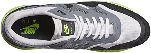 Nike Air Max Lunar1, Chaussures de running homme Multicolore (White/Black Cool Grey Volt)