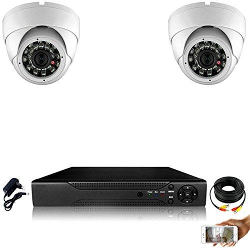 Kit-videovigilancia-2-Cmaras-Pro-Full-AHD-1080P-Sony-24-MP--incluye-2000-GB-2-cables-de-20-m-pantalla-19