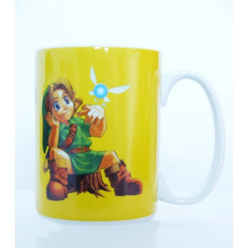 Nintendo-Zelda-Tasse-gelb