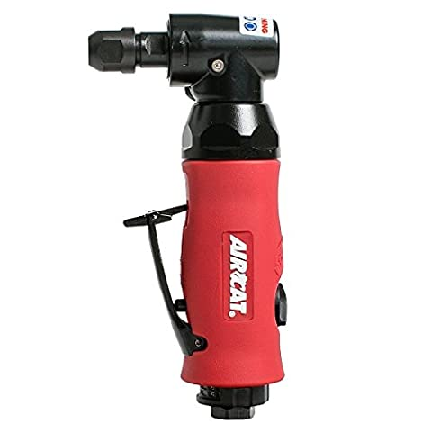 AIRCAT 6280 .75HP Angle Die Grinder With Spindle Lock,