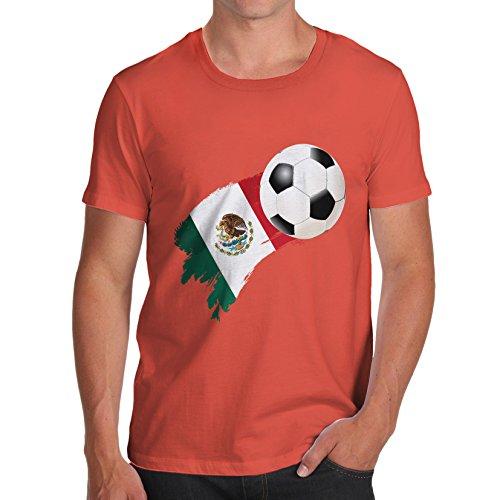 TWISTED ENVY  Herren T-Shirt Orange