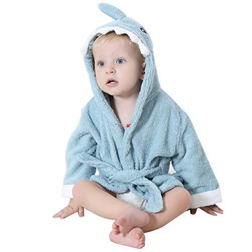 6a4fbda026b5 Soft AxssjS per i più piccoli per ragazzi e ragazze Cartoon Bath Robe  Hooded Manica lunga