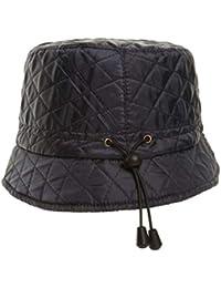 Amazon.es  Negro - Gorro de pescador   Sombreros y gorras  Ropa 86085a19d89