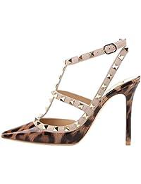 Amazon.it  46 - Scarpe col tacco   Scarpe da donna  Scarpe e borse 10295428500